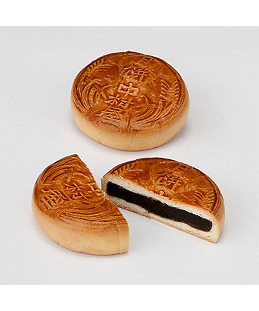 <新宿中村屋/シンジュクナカムラヤ> 東京月餅 小豆餡(和菓子)【三越伊勢丹/公式】