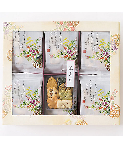 <萩月> 花よせ 30袋入 【三越・伊勢丹/公式】