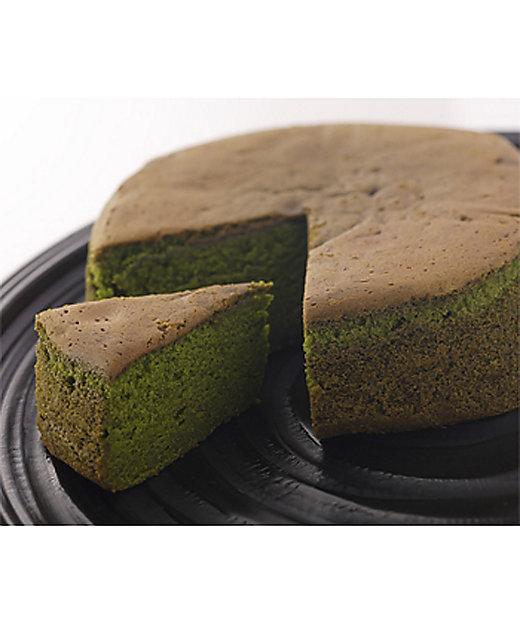 <茶の環/チャノワ> 抹茶バターケーキ「満月」(洋菓子)【三越伊勢丹/公式】