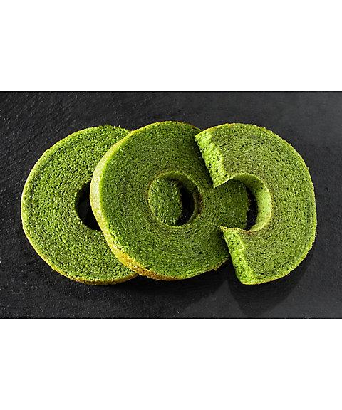 <茶の環> 抹茶焼き菓子詰合 6個入り(洋菓子)【三越・伊勢丹/公式】