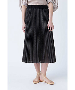 ADORE(Women)/アドーア バイカラーメッシュスカート(5319120328)