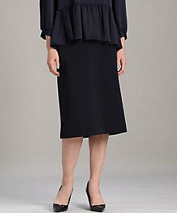 INED L(Women/大きいサイズ)/イネドL 《大きいサイズ》ストレートタイトスカート(7111152802)