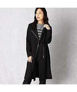 シルクウールトロ羽織りジャケット(0805JP01)
