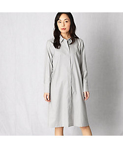 シルクウールトロシャツドレス(0805OP02)