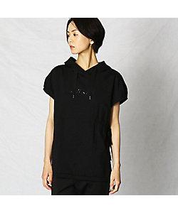 ARTISAN(Women)/アルチザン ロゴ入りフード付き プルオーバー(0820ET21)