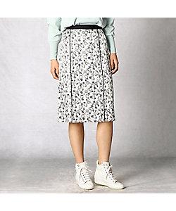 ARTISAN(Women)/アルチザン れもんプリントタイトスカート(0897FT03)