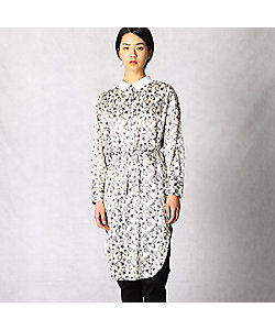 ARTISAN(Women)/アルチザン れもんプリント シャツドレス(0897OT02)
