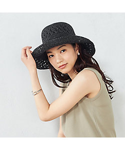COMME CA ISM(Women)/コムサ イズム ペーパーハット(1285RT04)