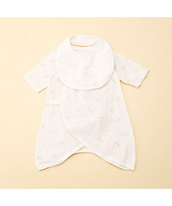COMME CA ISM (Baby&Kids)/コムサイズム (ベビー&キッズ) コンビ肌着・スタイ入り ギフトセット(50-60サイズ)(2385WT05)