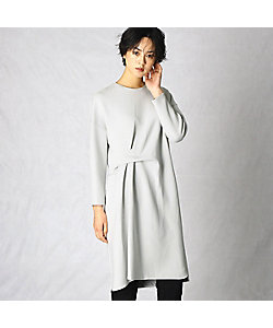 BASILE28(Women)/バジーレヴェントット ダブルエアー タックドレス(2804OT01)