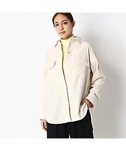 COMME CA Sサイズ(Women)/コムサ エスサイズ 〔Sサイズ〕ドロップショルダー CPOシャツジャケット(9602HT02)