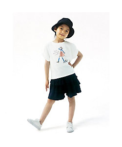 COMME CA ISM (Baby&Kids)/コムサイズム (ベビー&キッズ) プリントTシャツ(9862TT15)