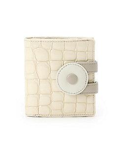 HIROKO HAYASHI(Women)/ヒロコハヤシ BIFFI(ビッフィ)薄型二つ折り財布(2001608455)