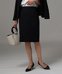 UNTITLED L(Women)/アンタイトルL [L]シャドーストライプスカート(2001624230)