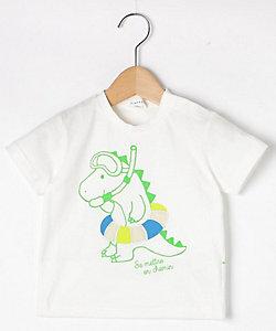 海恐竜Tシャツ(2001626969)