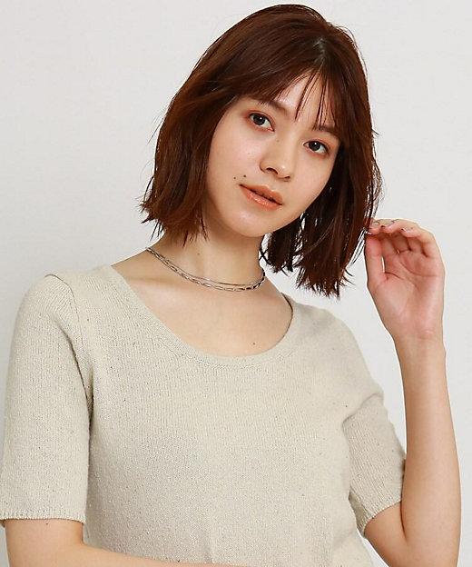 <JET/ジェット> オリジナルチェーン二連ネックレス シルバー【三越伊勢丹/公式】