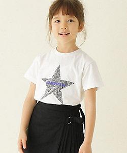 THE SHOP TK (Baby&Kids)/ザ ショップ ティーケー (キッズ) 星柄Tシャツ(2001643843)