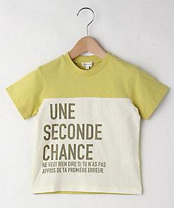 切替ロゴTシャツ(2001670309)