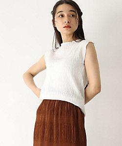 [洗える]ふくれジャガードフレンチT(2001714367)