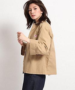 Dessin(Women)/デッサン DANTON 丸襟シングルジャケット(2001842672)