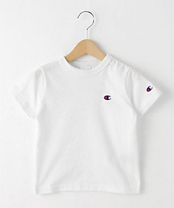 DESSIN(Baby&Kids)/デッサン (キッズ) 【100-130cm】champion ベーシックコットン(綿)Tシャツ(2001843465)