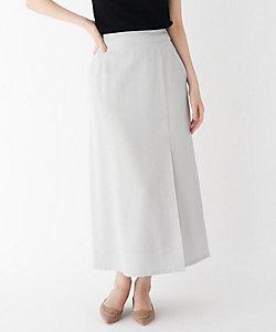 SOUP L(Women/大きいサイズ)/スープL INNOWAVE エクストラファインクロス ラップ風スカート(2001851048)