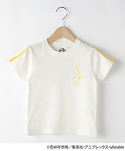 DESSIN(Baby&Kids)/デッサン (キッズ) TVアニメ【鬼滅の刃】Tシャツ -我妻善逸-(2001870258)
