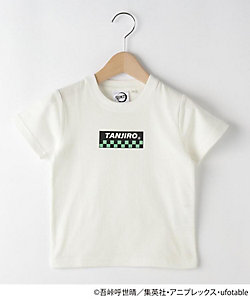 DESSIN(Baby&Kids)/デッサン (キッズ) TVアニメ【鬼滅の刃】Tシャツ -竈門炭治郎-(2001870259)