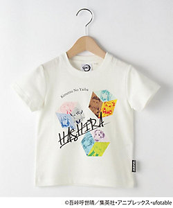 DESSIN(Baby&Kids)/デッサン (キッズ) TVアニメ【鬼滅の刃】Tシャツ -鬼殺隊・柱-(2001870261)