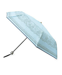 COUP DE CHANCE(Women)/クードシャンス 【WEB限定】レース柄晴雨兼用折り畳み傘(2001906740)