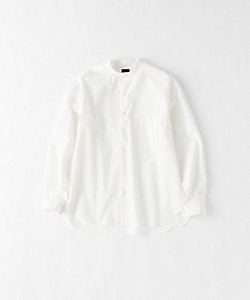 JOSEPH (Men)/ジョゼフ 【GLOBAL LINE】COLD MERCE POPLIN  SHIRT(HSJIIM0003)