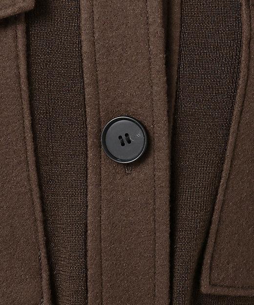 【マガジン掲載】Milled Jersey アウター(番号CG28)(JKCYBW0313)