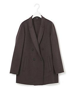 ICB(Women)/アイシービー 【マガジン掲載】WoolRever ジャケットコート(番号CJ22)(JKCYBW0431)