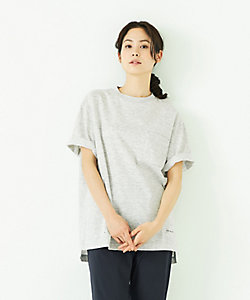 JOSEPH ABBOUD(Men)/ジョセフ アブード 【SPACE】リネンプレーティング天竺 ポケTシャツ(KH1HIM0005)