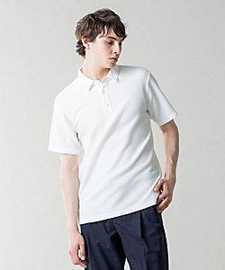 JOSEPH (Men)/ジョゼフ ライトタックジャージー ポロシャツ(KHJHIM0508)