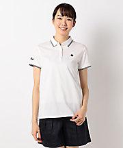 三越・伊勢丹/公式【SALE(伊勢丹)】<23区GOLF> カノココンビ ポロシャツ(KHVLYM0328) シロ