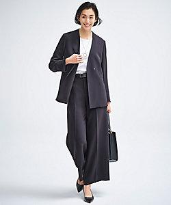 自由区(Women)/ジユウク 【Sサイズ有】マルチプルセットアップ パンツ(PRWMIS0225)