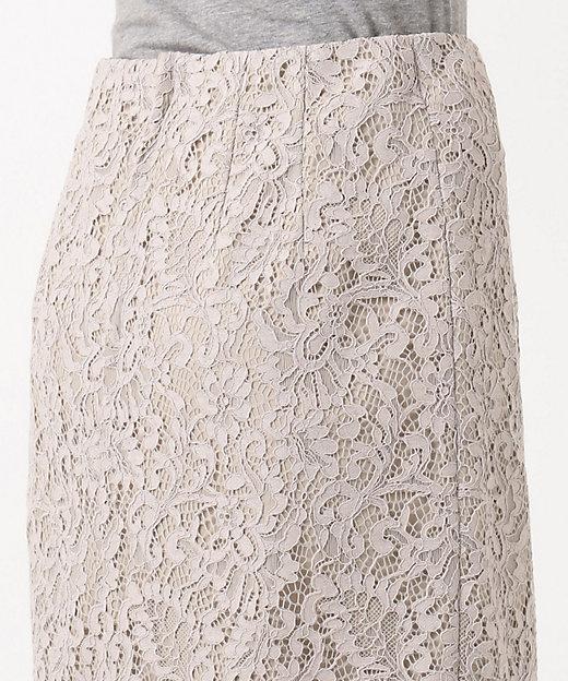 ペイズリーフラワーレース スカート(検索番号K45)(SKWSKW0505)