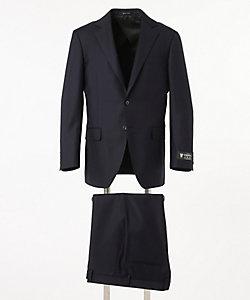 五大陸(Men)/ゴタイリク EXEL BLUE ネイビー スーツ/ 無地(SRGOBW0133)