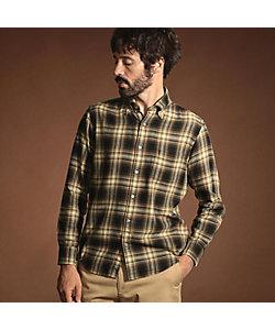 MACKINTOSH LONDON(Men)/マッキントッシュ ロンドン オンブレーチェックシャツ(G1M12401__)