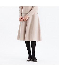MACKINTOSH PHILOSOPHY(Women)/マッキントッシュフィロソフィー フレアニットスカート(H5S20417__)