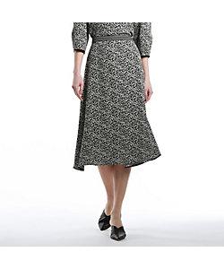 EPOCA(Women)/エポカ スモールジャカードラップスカート(M5S03509__)