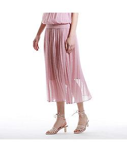 EPOCA(Women)/エポカ 【La maglia】ニットプリーツスカート(M5S06560__)
