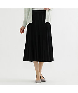 TRANSWORK(Women)/トランスワーク 【ウォッシャブル】デシンプリーツスカート(U1S13461__)