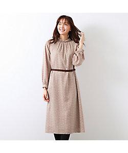 AMACA(Women)/アマカ スターダストプリントドレス(V5J14492__)