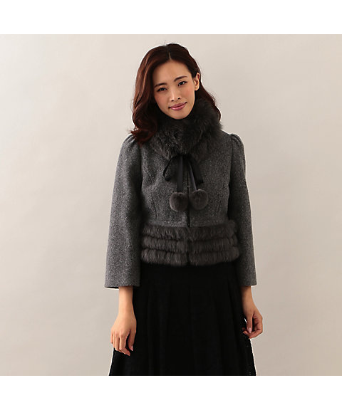 91396664815b2  SALE(三越) <TO BE CHIC TO BE CHIC> レイヤード