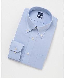 SHIRT FACTORY(Men)/シャツファクトリー 長袖色ドビーワイシャツ(CFD134-250)(MO018N0MO00000I67)
