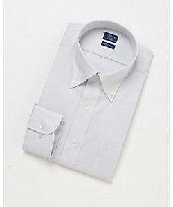 SHIRT FACTORY(Men)/シャツファクトリー 長袖色ドビーワイシャツ(CFD134-280)(MO018N0MO00000I68)