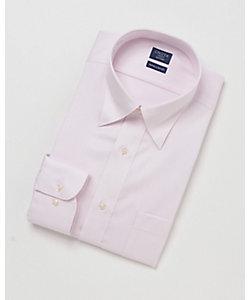 SHIRT FACTORY(Men)/シャツファクトリー 長袖色ドビーワイシャツ(CFD135-210)(MO018N0MO00000I6A)