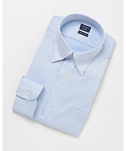 SHIRT FACTORY(Men)/シャツファクトリー 長袖色ドビーワイシャツ(CFD135-250)(MO018N0MO00000I6B)